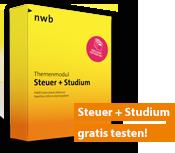 NWB Steuer und Studium