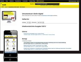 Datenbank für PC und Smartphone