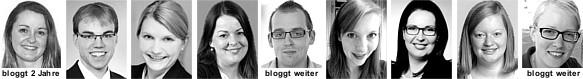 Die Blogger 2016/2017